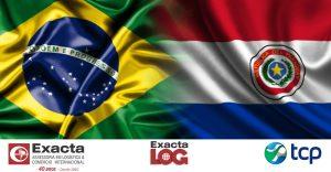 Trânsito aduaneiro – Paranaguá / Brasil  – Paraguai